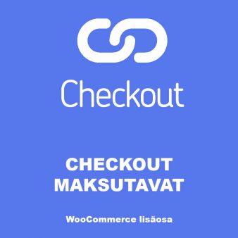 Checkout WooCommerce lisäosa